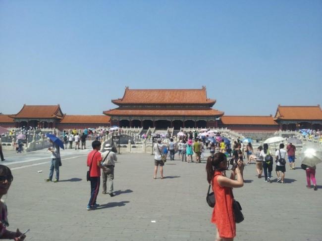 La città proibita, Pechino