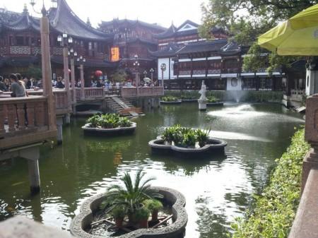 Città vecchia di Shanghai