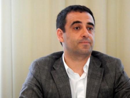 Francesco Comi, segretario regionale del Pd