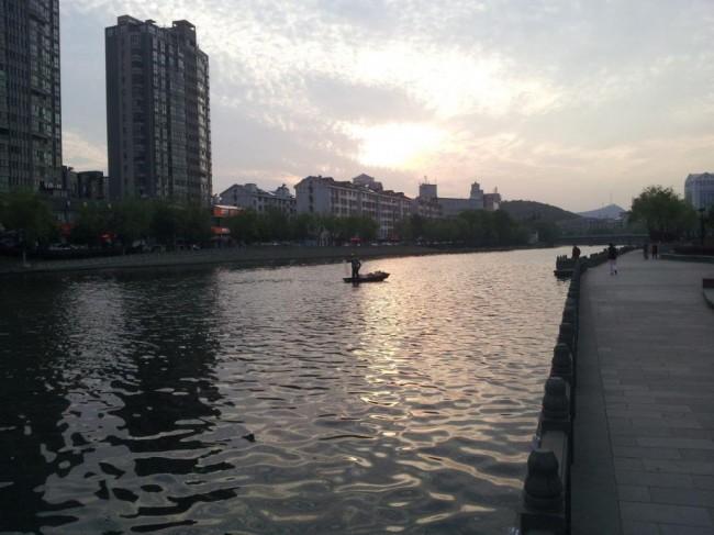 Il fiume di Yuyao