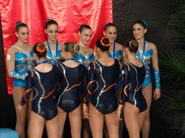 Medaglia di bronzo al gruppo junior B