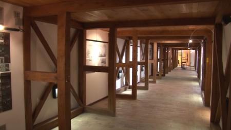 I progetti sono esposti in una mostra nella sala Specola della biblioteca Mozzi Borgetti