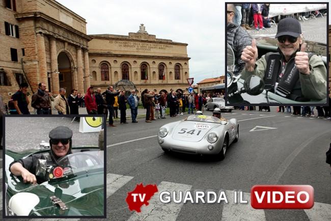 MAGGIO 2014 - La Mille Miglia passa a Macerata (clicca sull'immagine per guardare il video)