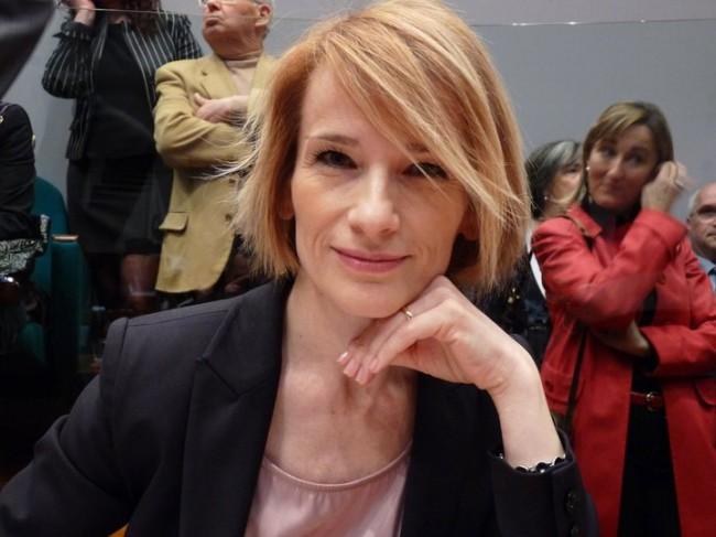 L'assessore Paola Giorgi