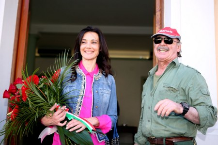 Sabrina Montali, neo sindaco di Porto Recanati