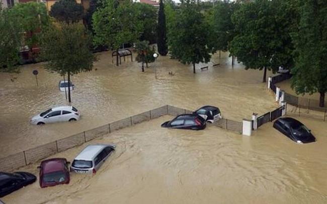 senigalli alluvione