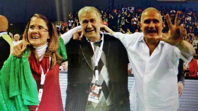LA FAMIGLIA LUBE - Simona Sileoni, Luciano Sileoni e Fabio Giulianelli