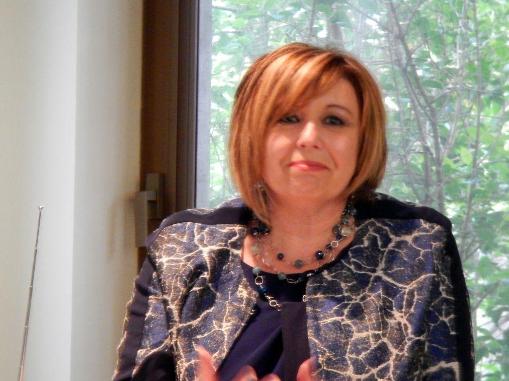 Teresa Lambertucci, segretario provinciale del Partito Democratico