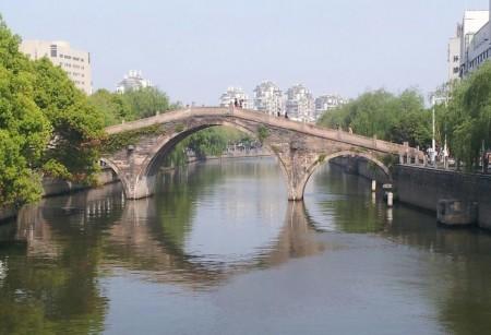 Tongji bridge - Yuyao