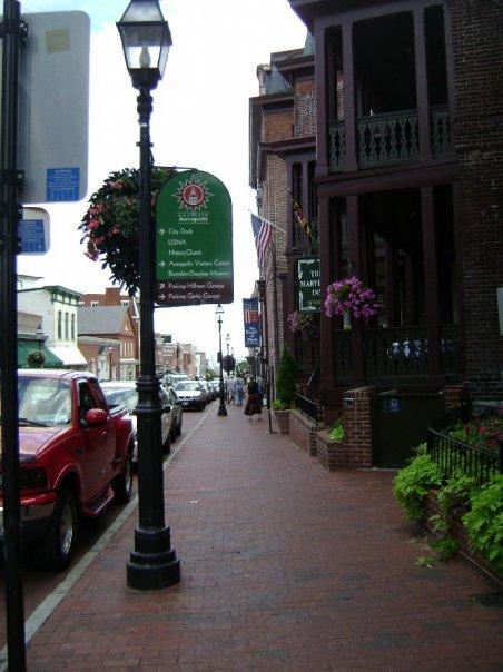 Annapolis - Main Street