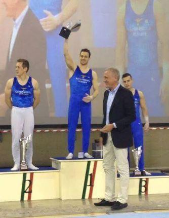 Paolo Principi vince il titolo italiano