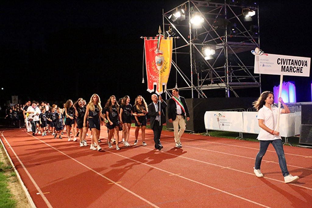 Cerimonia inaugurazione olimpiadi macerata 2014 (17)