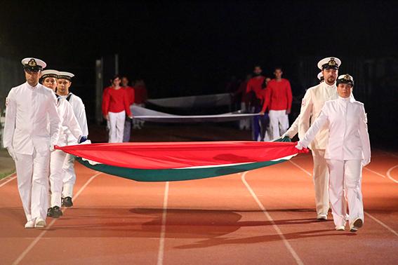 Cerimonia inaugurazione olimpiadi macerata 2014 (21)