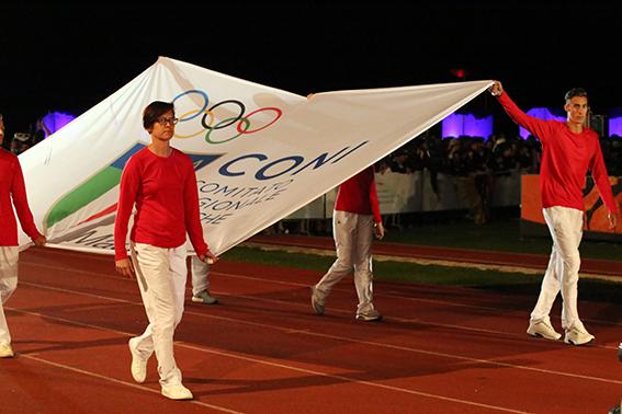 Cerimonia inaugurazione olimpiadi macerata 2014 (22)