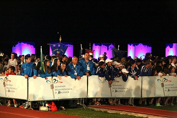 Cerimonia inaugurazione olimpiadi macerata 2014 (25)