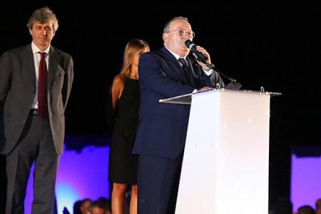 Giuseppe Illuminati, delegato provinciale del Coni