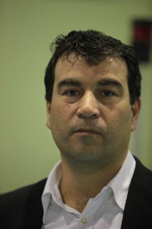 Il coach del Volley Potentino Gianluca Graziosi
