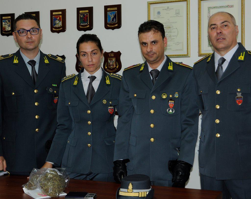 I militari della Compagnia di Macerata