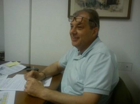 Fabrizio Costantini della Filt Cisl