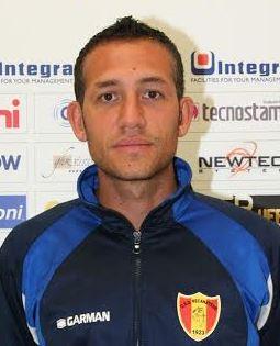 Jacopo Minuti, allenatore della Juniores della Recanatese