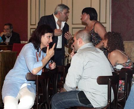 La Monteverde dialoga con i commercianti durante il consiglio comunale