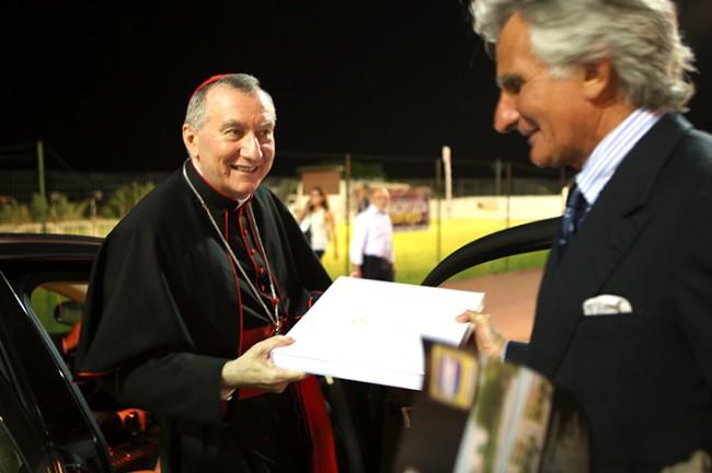 Partenza pellegrinaggio macerata loreto 2014 (12)