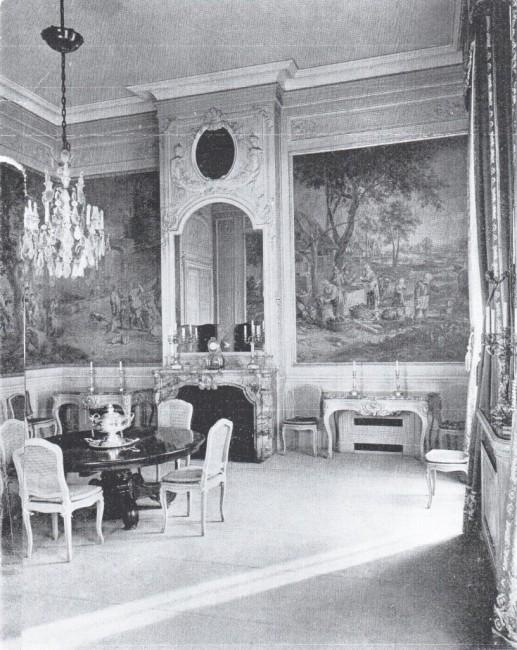 Sala da pranzo dell'ambasciatore