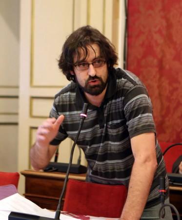 Stefano Blanchi, consigliere dei Comunisti Italiani