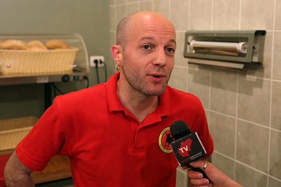 Andrea Bianchi della Porchetteria
