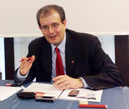Ivo Costamagna, presidente del Consiglio Civitanova