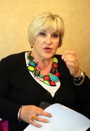 Elisa Bolognesi, consigliere della Nuova Confcommercio