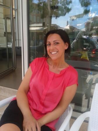 Gloria Ercoli, gelateria Dolci Tentazioni