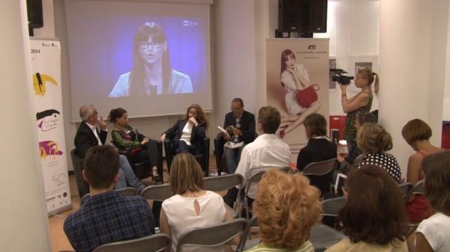 Lucia Annibali ospite di Fabio Fazio