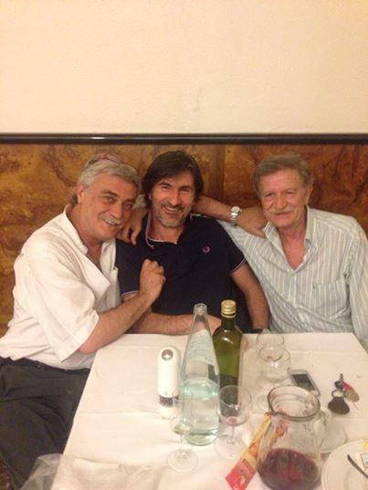Maurizio Mosca, Renato Principi e Giovanni Di Geronimo si sono incontrati nei giorni scorsi