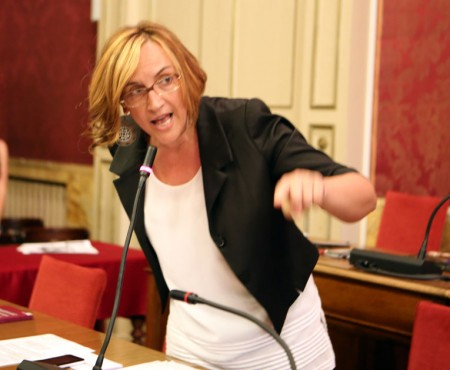 Deborah Pantana, consigliere comunale di Forza Italia