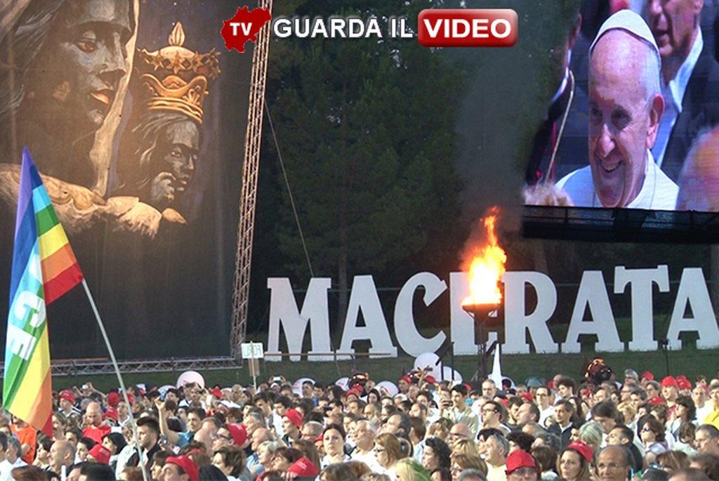 LA TELEFONATA DI PAPA FRANCESCO - Clicca sull'immagine per guardare il video