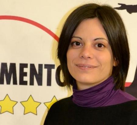 L'onorevole Patrizia Terzoni