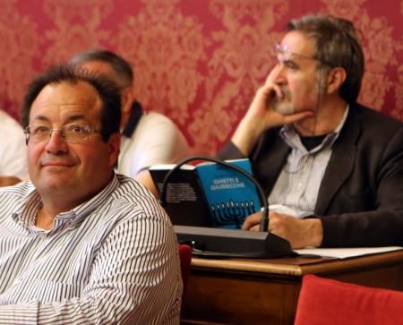 Maurizio Romoli in Consiglio