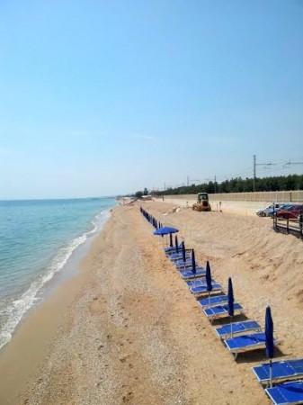 spiaggia pto recanati