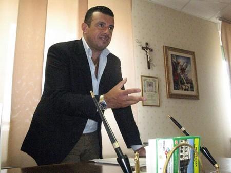 Il vice questore Alessandro Albini, capo della Squadra mobile di Macerata