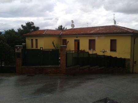 La casa di Giuseppe Farina a Seppio di Pioraco
