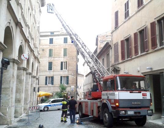 Cornicione palazzo studi Macerata (6)