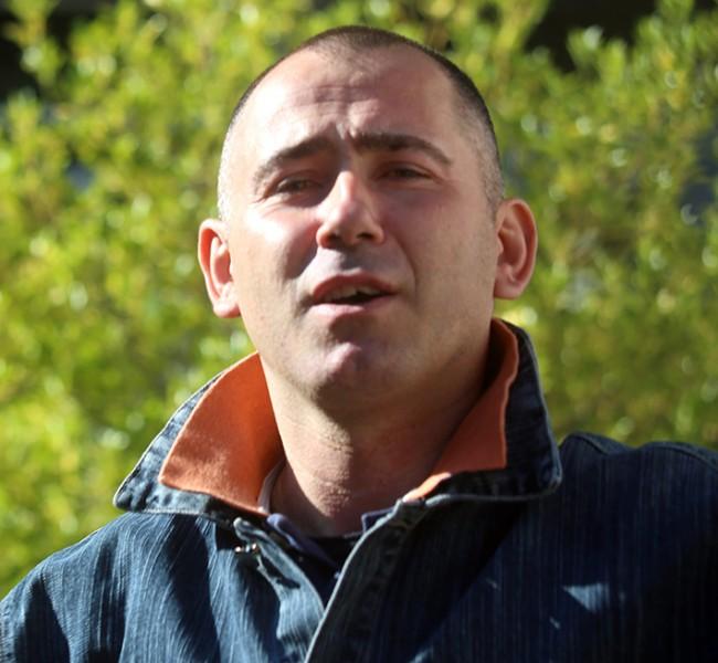 Giuseppe Farina, accusato dell'omicidio di Pietro Sarchiè