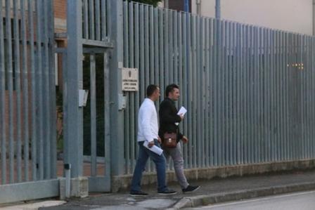 Farina uscita Caserma Castelraimondo 2