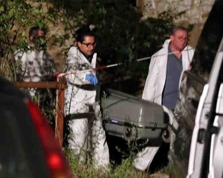 Il corpo di Sarchiè è stato trovato in località Valle dei Grilli, tra Castelraimondo e San Severino