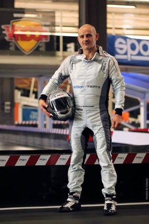 Il kartista matelicese Gianni Bongiovanni