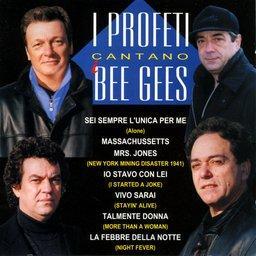 I-Profeti-cantano-i-Bee-Gees