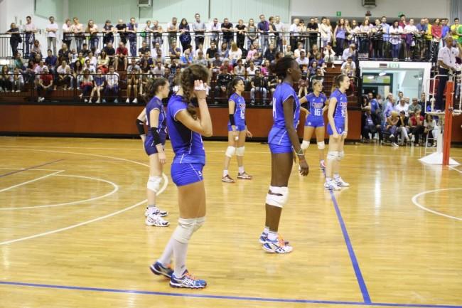 Italia Russa volley a Camerino (2)