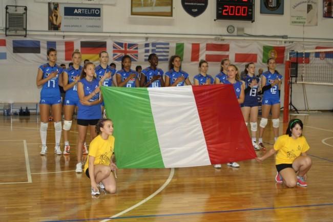 Italia Russa volley a Camerino (9)