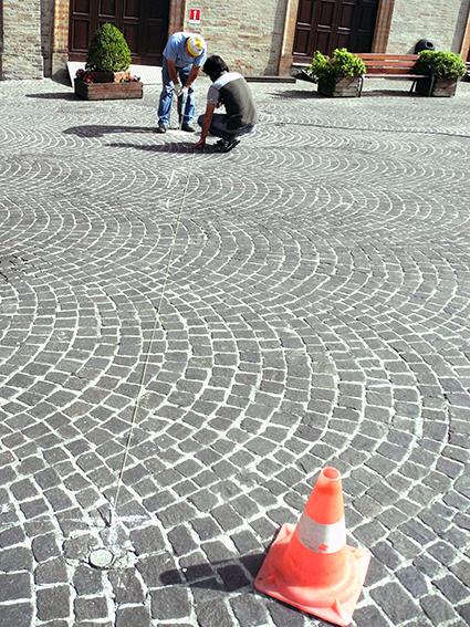 Lavori piazza libertà Macerata (7)
